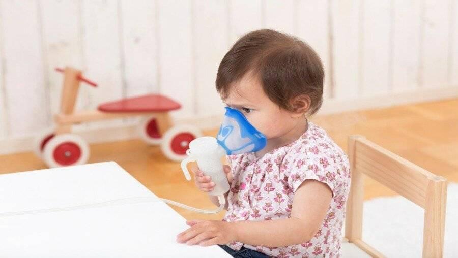 кашель с утра у ребенка
