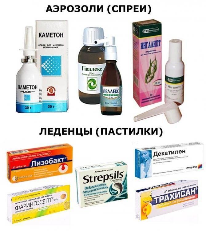 Фарингит бактериальный симптомы лечение