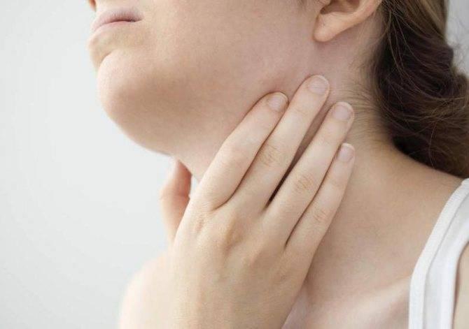 Боль в горле при глотании, чем лечить