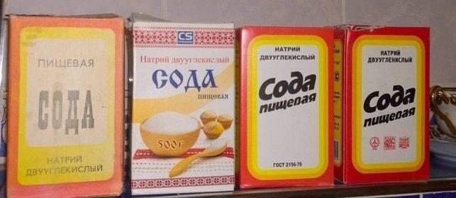 Чистка кишечника содой от паразитов: рецепт - golbis