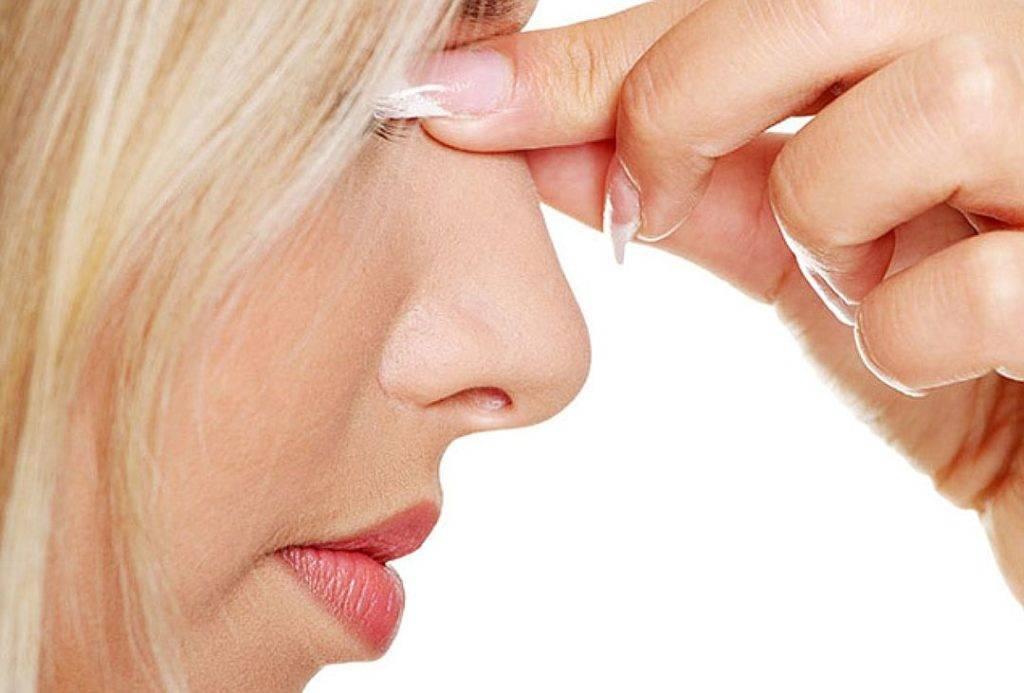 болит в носу слизистая