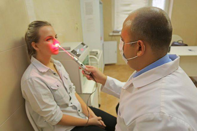 лекарства от полипов в носу