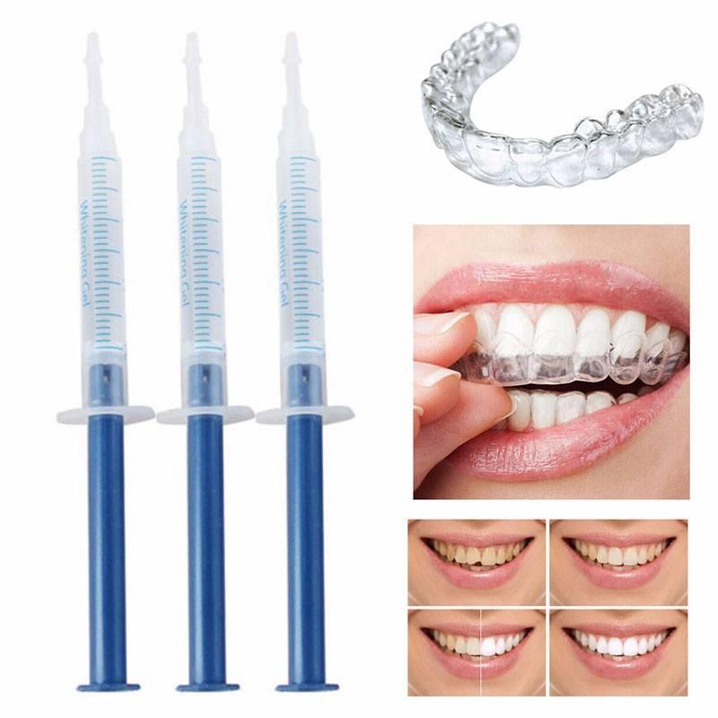 Капы для отбеливания зубов: изготовление и проведение процедуры в домашних условиях с их помощью