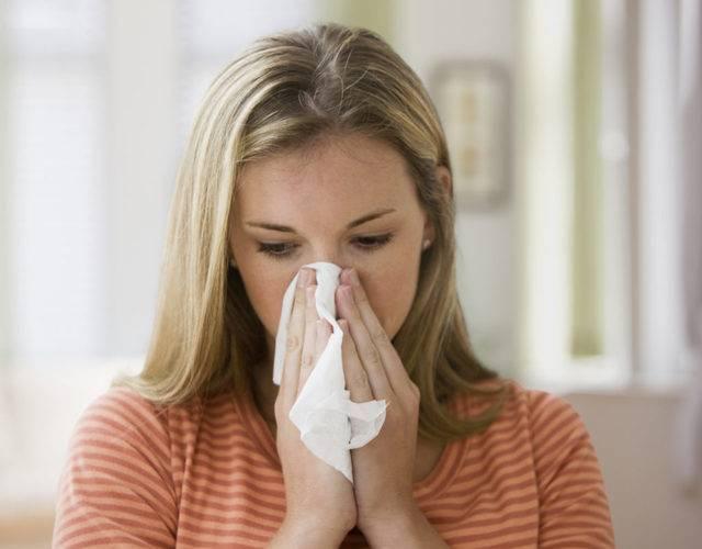 вазомоторный ринит беременных лечение