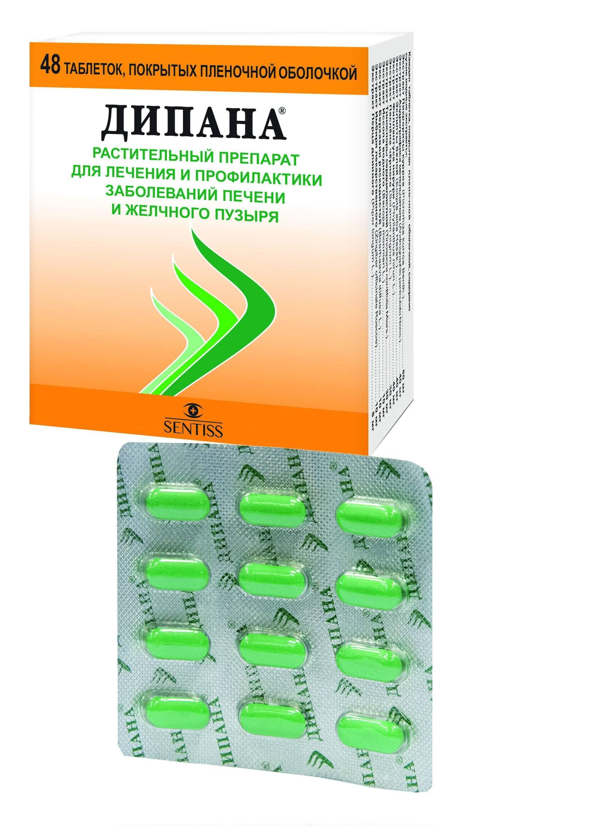 препараты для желчного пузыря