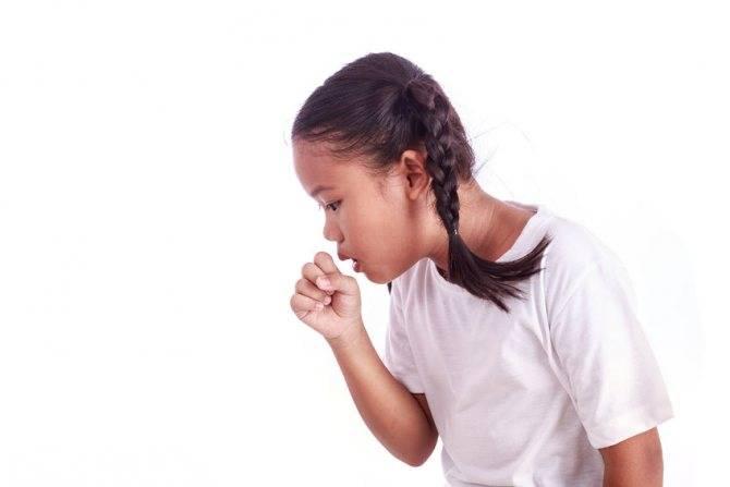 чем снять приступ кашля у ребенка