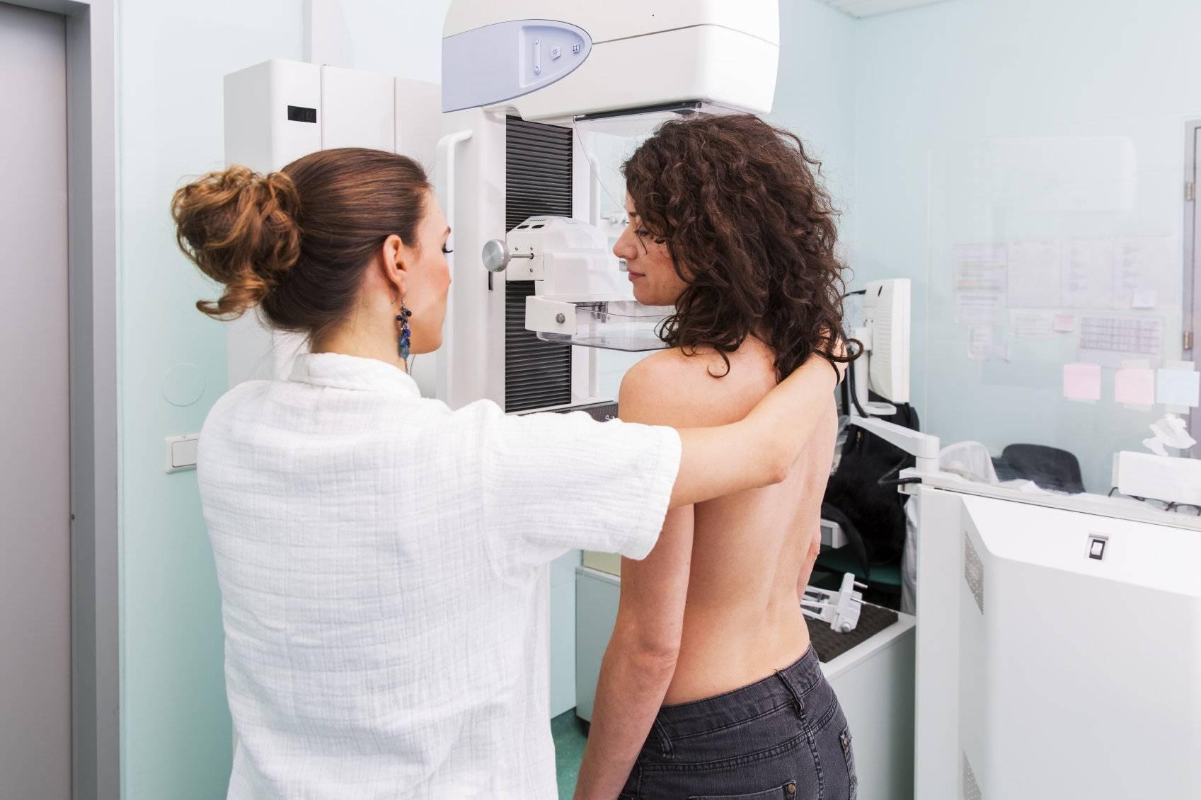 кто дает направление к маммологу