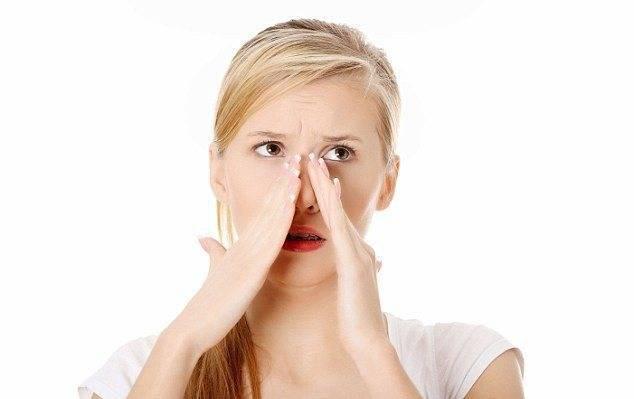 Почему кончик носа немеет