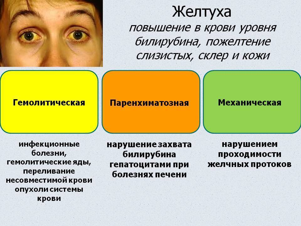 Лекарства против желтухи