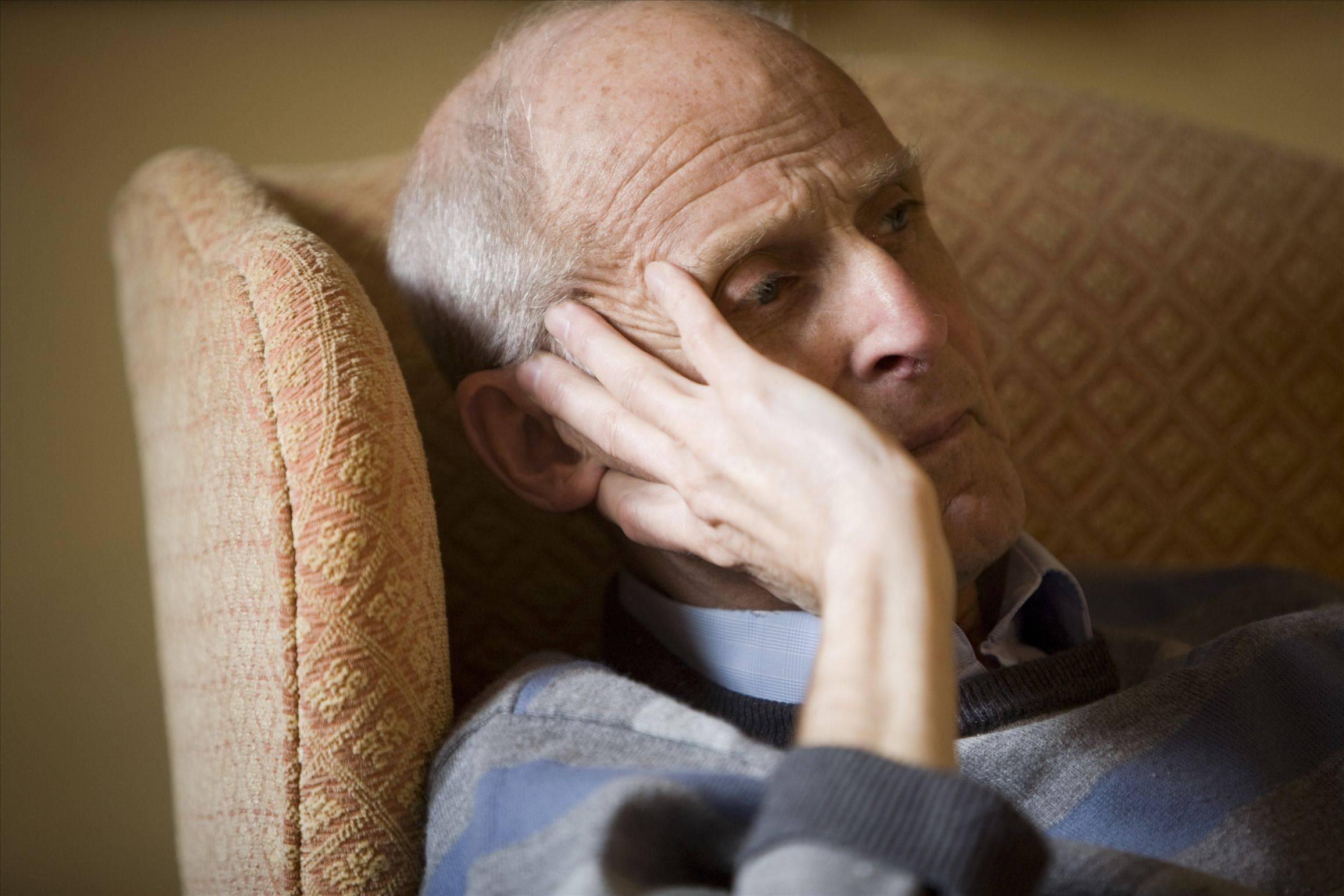 Психическое здоровье и пожилые люди