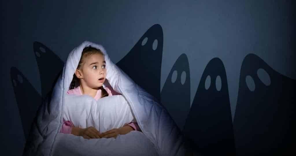 Страх темноты. что скрывает страх темноты?
