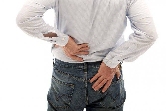 При цистите болит поясница и ноги