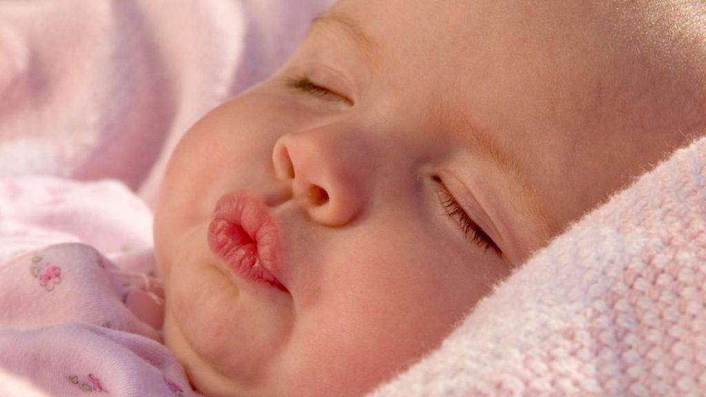 у ребенка холодный нос