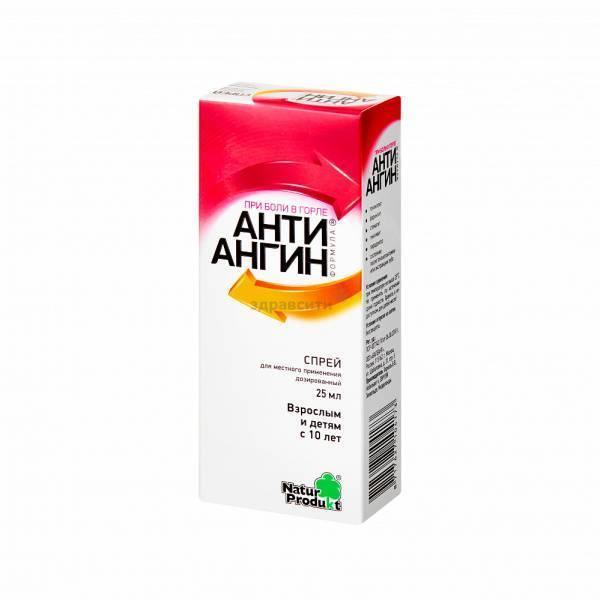 Противовирусные препараты при ангине