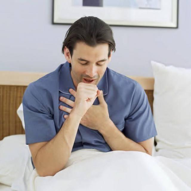 Кашель лечение у взрослых с болью в груди