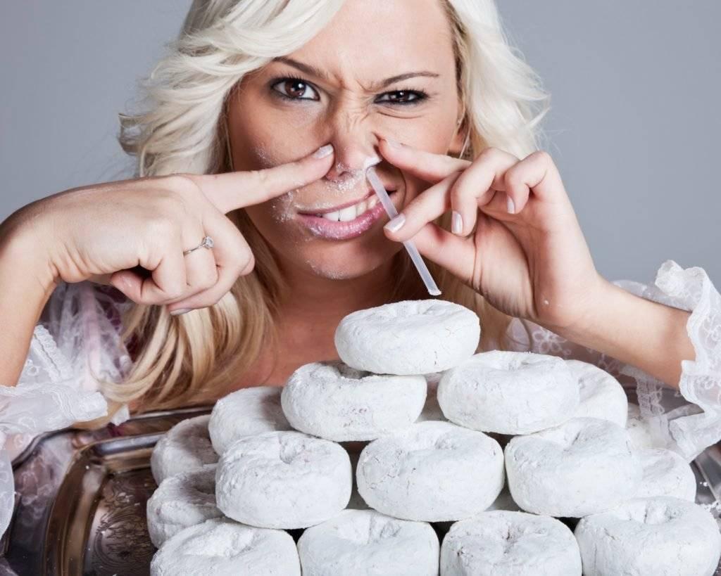 зависимость от сладкого психология