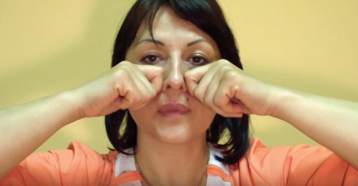 Точки от насморка массажные – какие массировать при аллергическом рините
