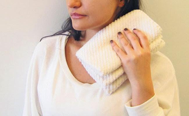 Компресс при ангине на горло: можно ли делать и как правильно