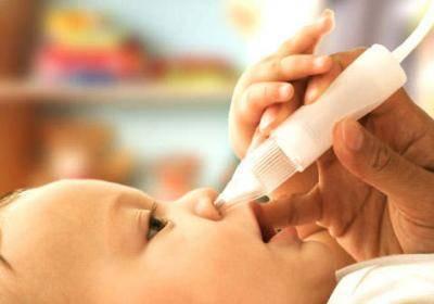 Как помочь месячному ребёнку при простуде