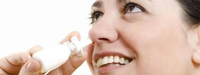 Как быстро и эффективно снять отек слизистой носа при беременности?