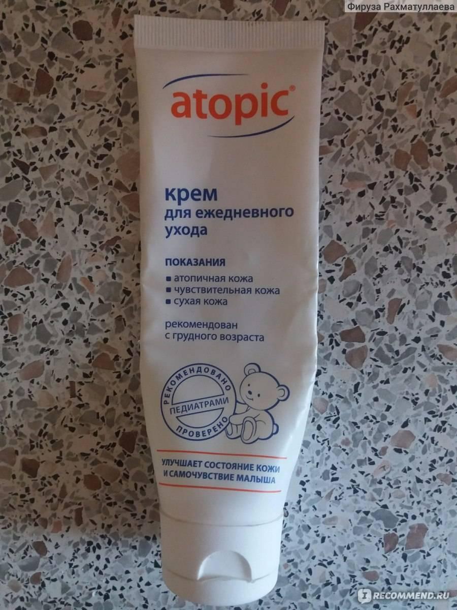 Атопический дерматит и как мы сним боролись!