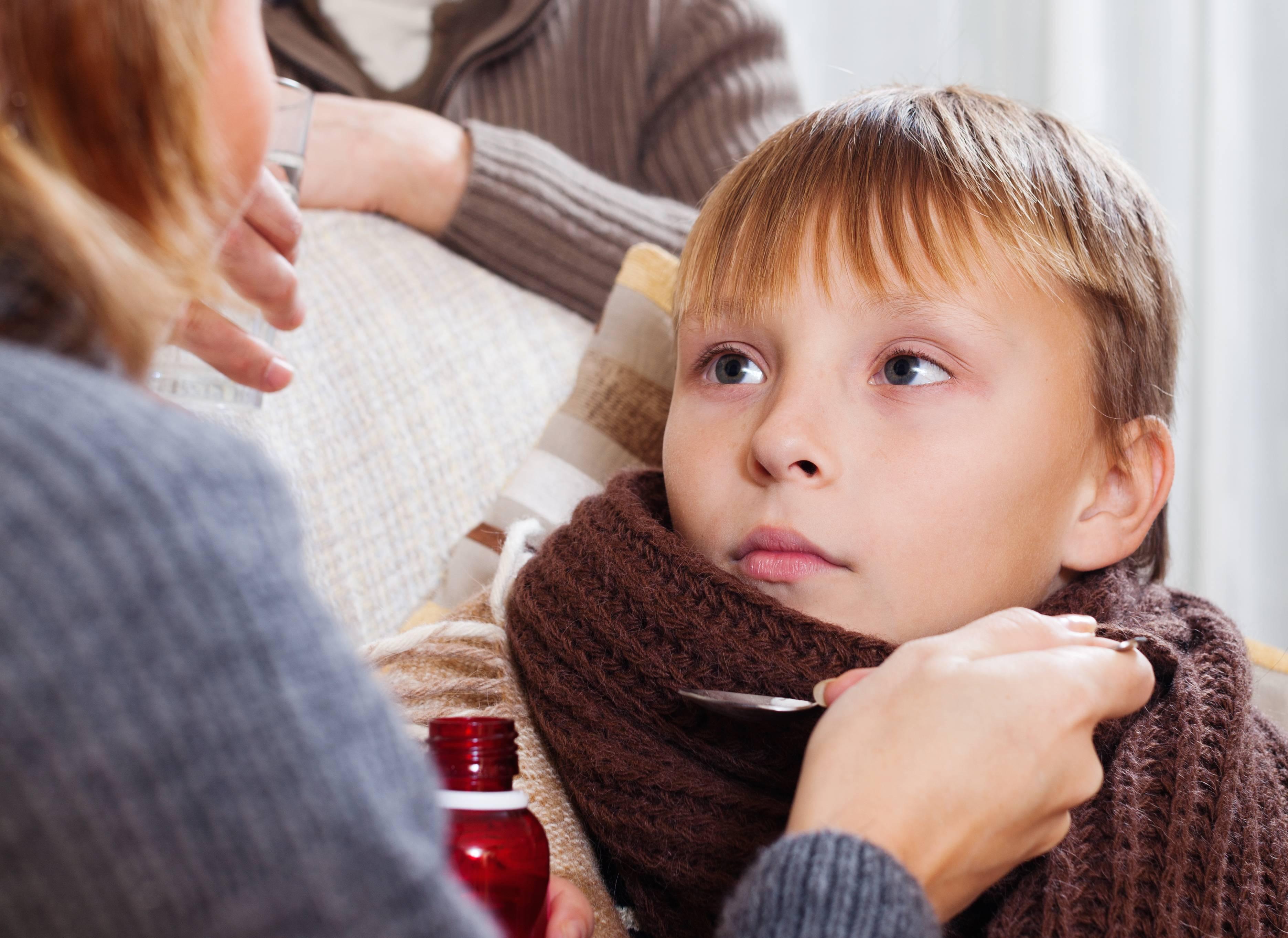 Лечение частого кашля у взрослых