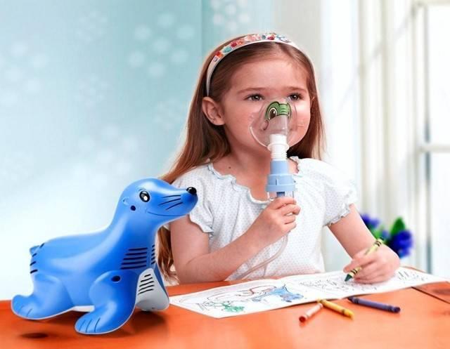 Способы устранения глухого кашля у ребёнка