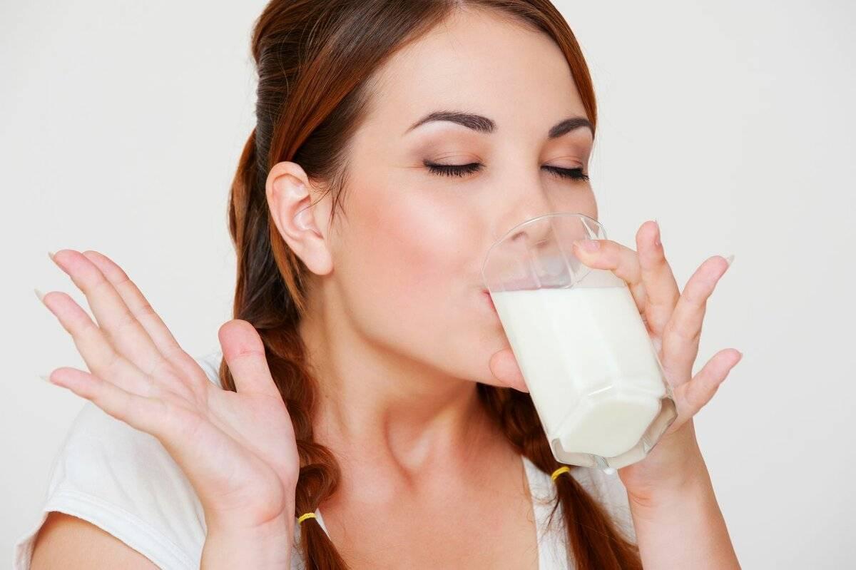 молоко при ангине нельзя