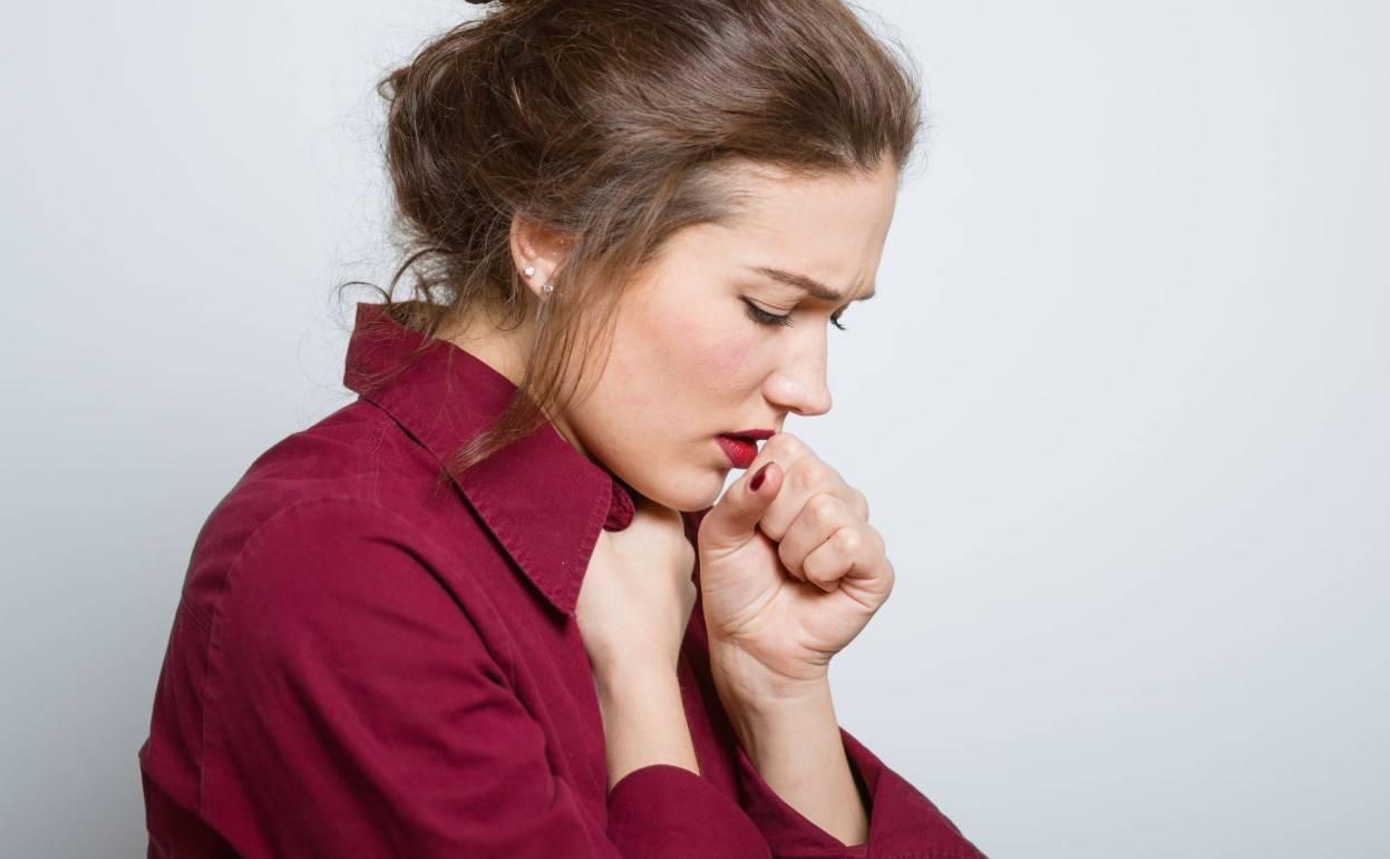 постоянный кашель у взрослого