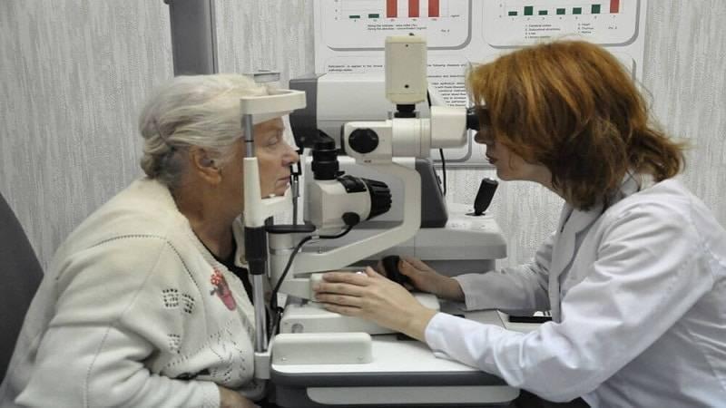 Возрастная макулодистрофия, как угроза потери зрения пенсионерами