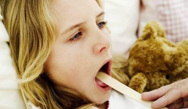 Трахеит - детские  болезни:  как лечить