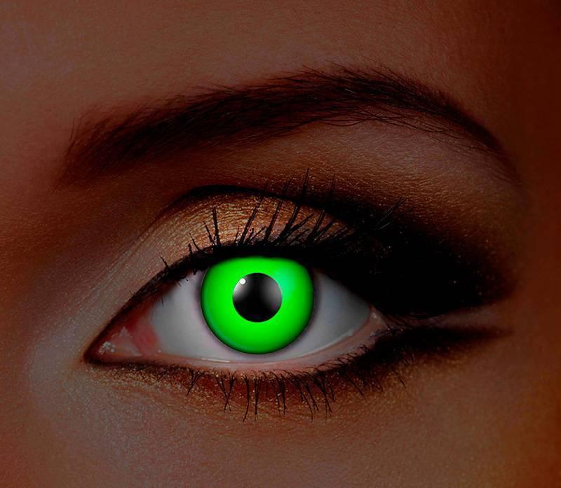 вредят ли цветные линзы глазам