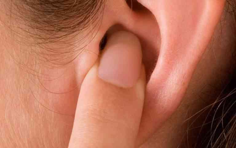 зуд в ушах что делать