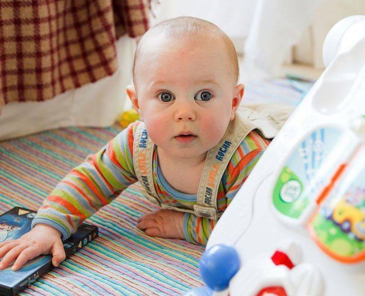 косоглазие у младенцев