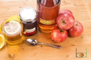 Как правильно применять яблочный уксус при псориазе