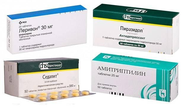 лучшие антидепрессанты список