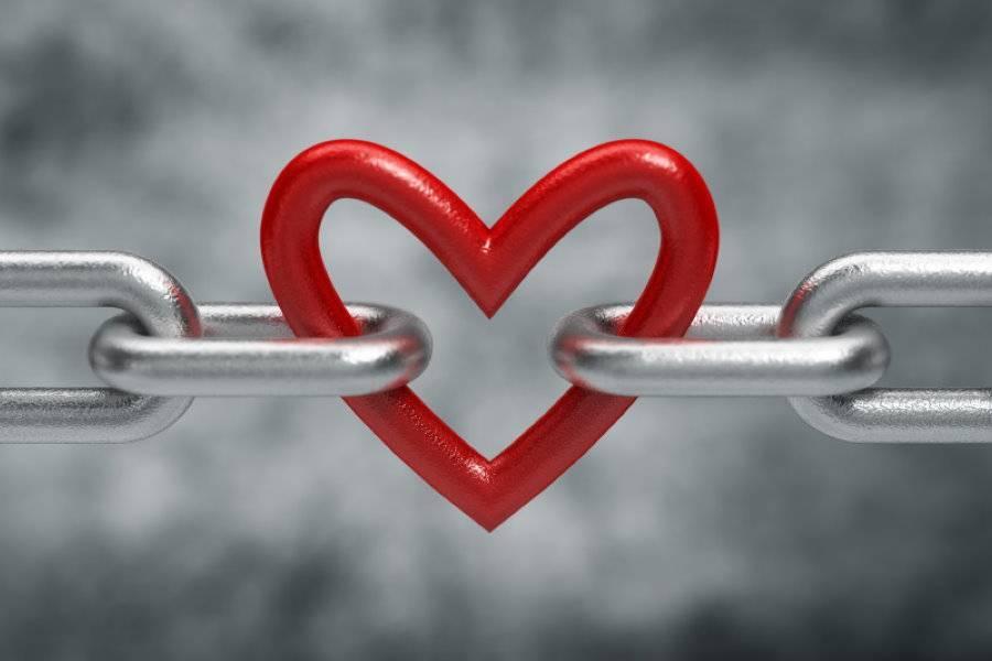 зависимость в любви