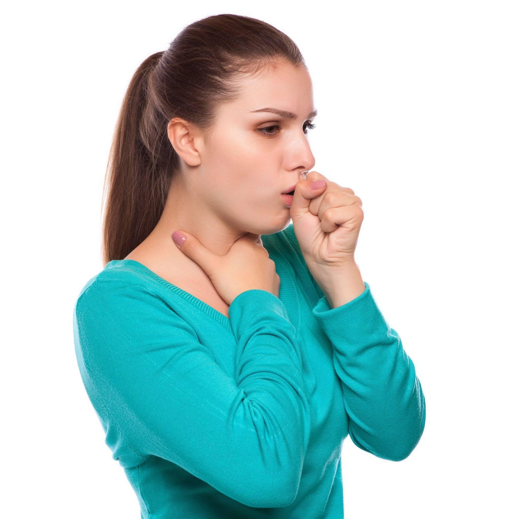 Сухой кашель у взрослого, без температуры: чем лечить, если долго не проходит