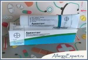 дерматит у детей препараты