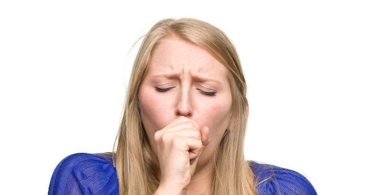 мокрый кашель боль в горле