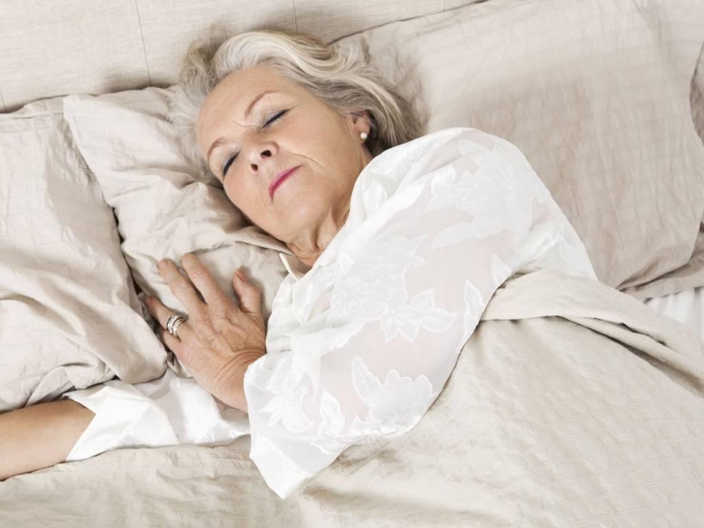 как лечить бессонницу в пожилом возрасте