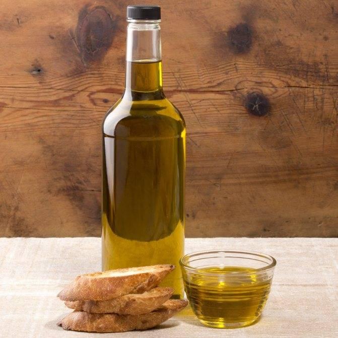 оливковое масло атеросклероз