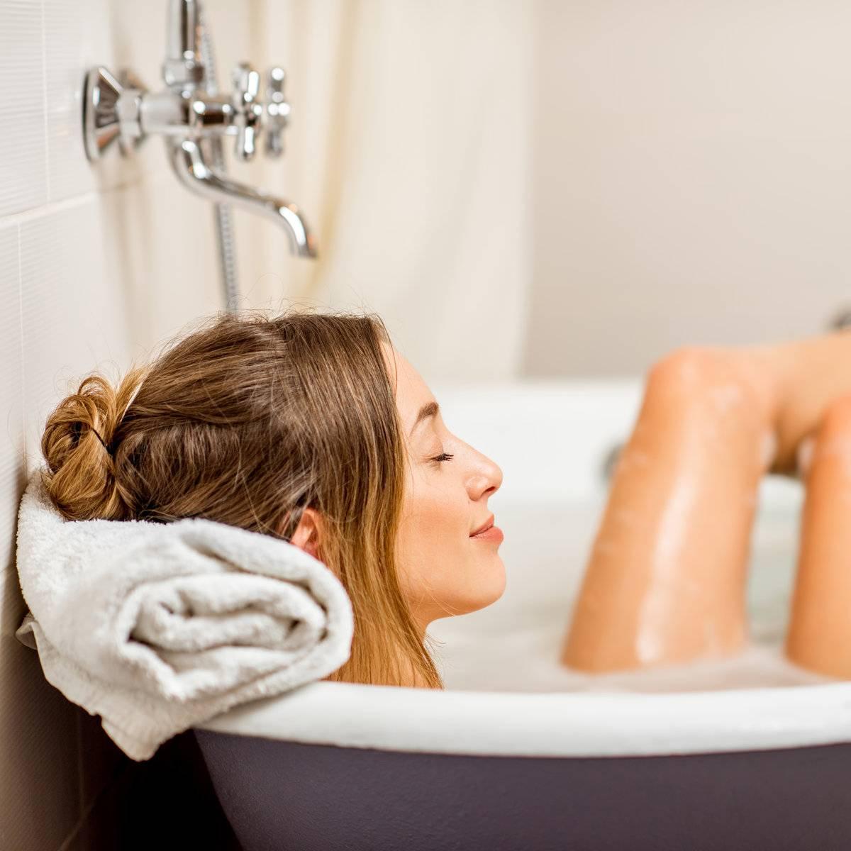 Можно ли принимать горячую или тёплую ванну при цистите