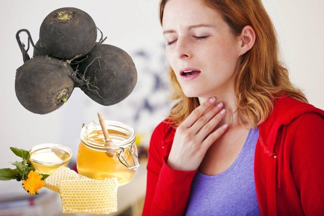 медовый компресс на горло