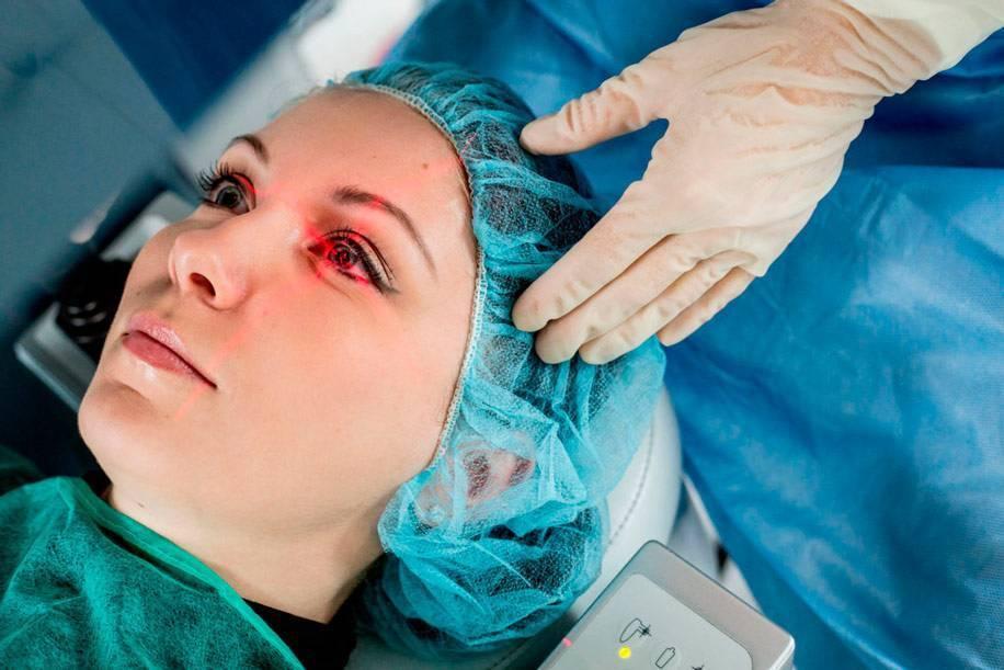 Метод коррекции зрения ласик. преимущества и недостатки