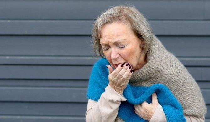 Кашель со свистом у взрослых и детей - причины и лечение