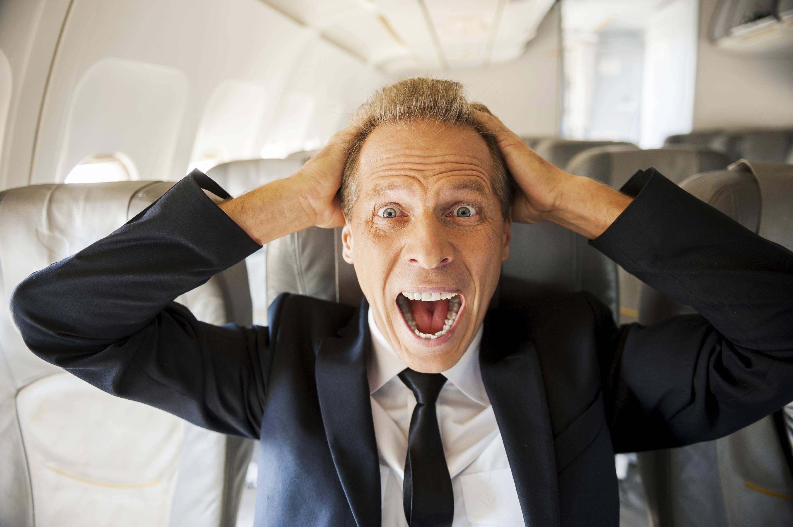 Как преодолеть боязнь летать на самолете - wikihow