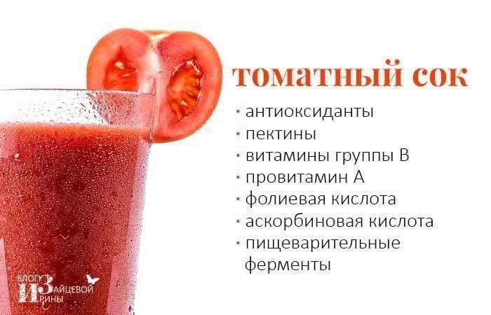 Томатный сок при болезнях печени и поджелудочной железы