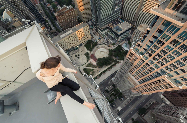 Боязнь высоты — как называется фобия