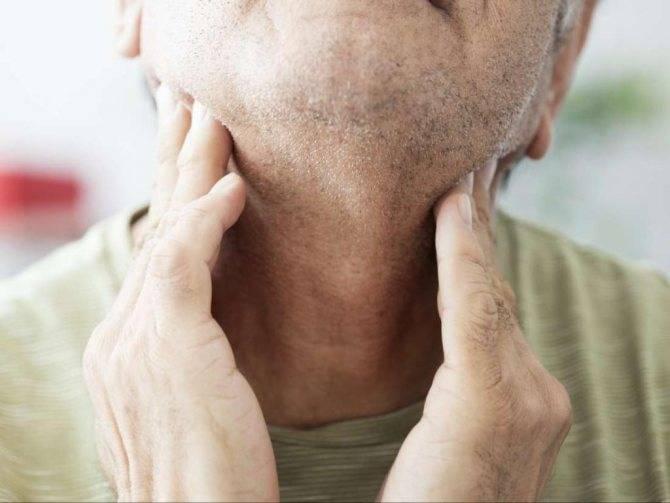 Чувствуете удушение щитовидки?